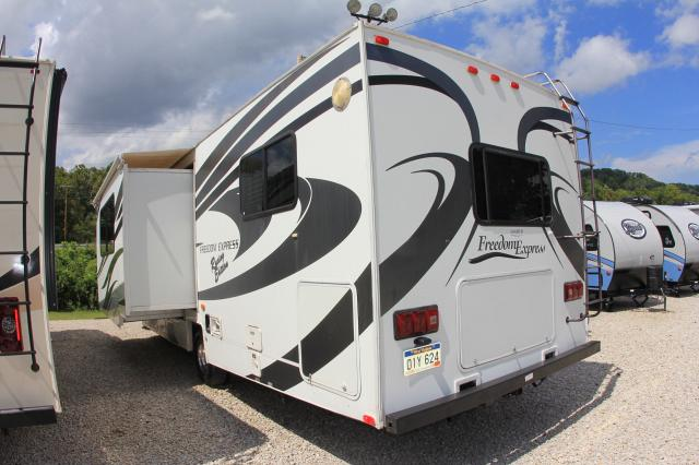 2008 COACHMEN FREEDOM EXPRESS RACING EDITION 31 IS