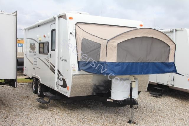 2012 FOREST RIVER COACHMEN FREEDOM EXPRESS 21TQX-LTZ