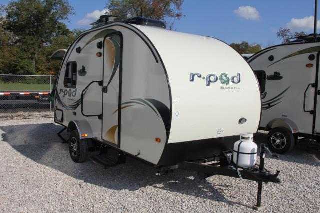 2014 FOREST RIVER R-POD 176T