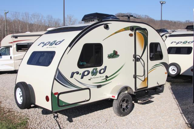 2014 FOREST RIVER R-POD RPT177
