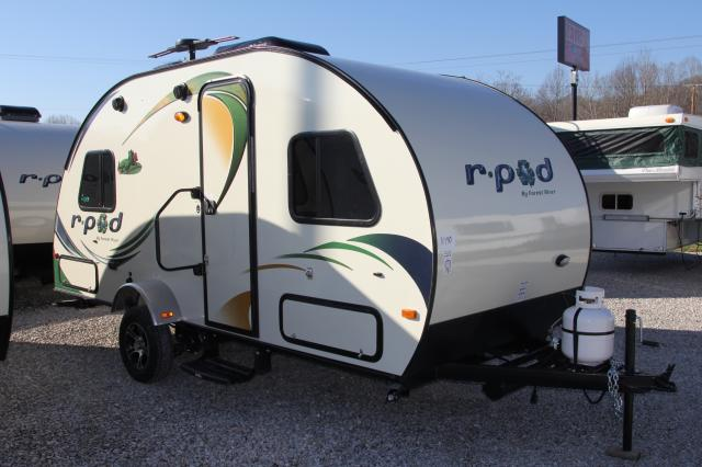 2014 FOREST RIVER R-POD RPT178
