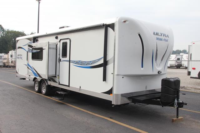 2014 FOREST RIVER ULTRA WORK AND PLAY 275ULSBS