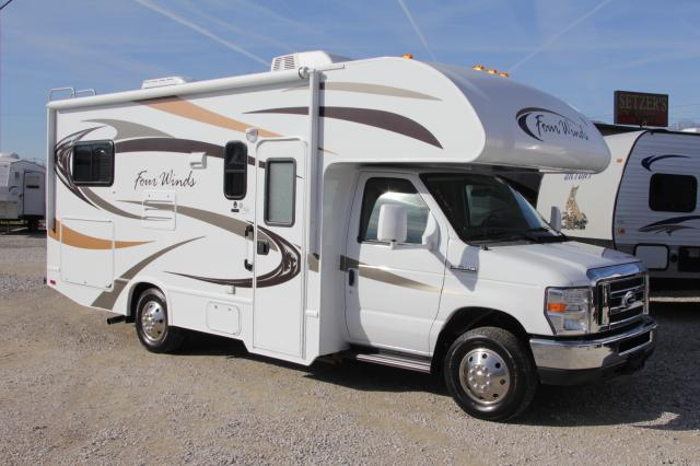 2014 THOR MOTOR COACH FOURWINDS 22E