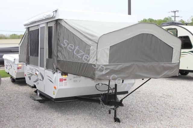 2015 FOREST RIVER FLAGSTAFF 206LTD