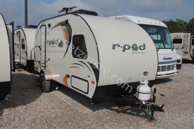 2015 FOREST RIVER R-POD 179