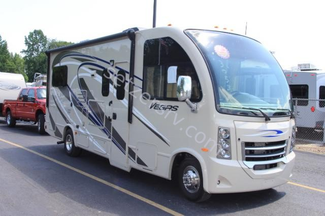 Inventory images for Thor motor coach vegas