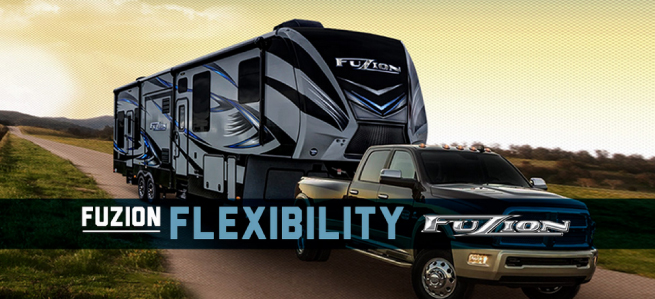 Keystone Fuzion Fifth Wheel