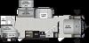 2020 KEYSTONE PASSPORT GT SERIES 2820BH