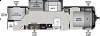 2020 KEYSTONE PASSPORT GT SERIES 2950BH