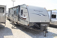 2016 KEYSTONE PASSPORT GRAND TOURING ULTRA LITE 2810BH