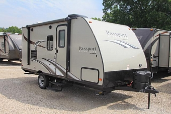 2017 KEYSTONE PASSPORT EXPRESS ULTRA LITE 175BH