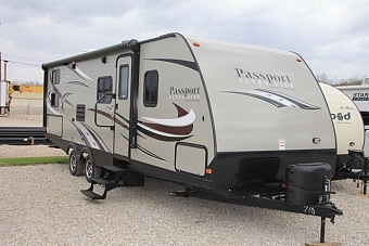 2017 KEYSTONE PASSPORT GRAND TOURING ULTRA LITE 2670BH