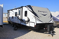2017 KEYSTONE PASSPORT GRAND TOURING ULTRA LITE 2810BH