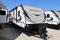 2019 KEYSTONE PASSPORT GRAND TOURING ULTRA LITE 2890RL