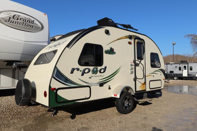 2014 FOREST RIVER R-POD 178