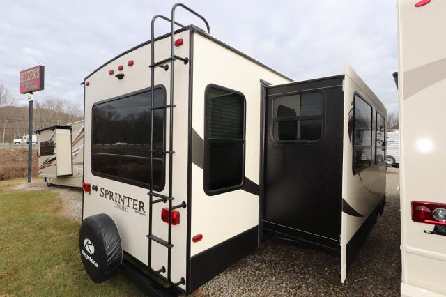 2018 KEYSTONE SPRINTER LIMITED 319MKS