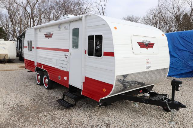2018 RIVERSIDE RV RETRO 199FKS
