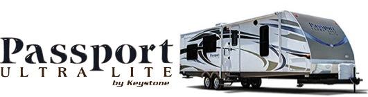 Keystone Passport Travel Trailer