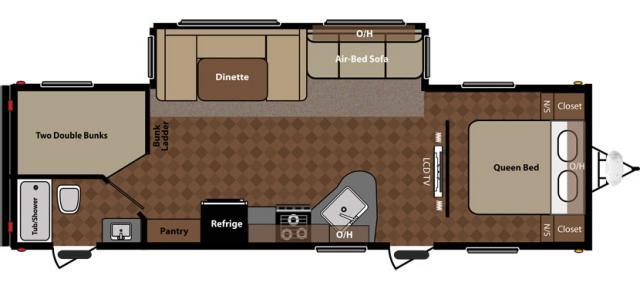 Springdale Floorplans